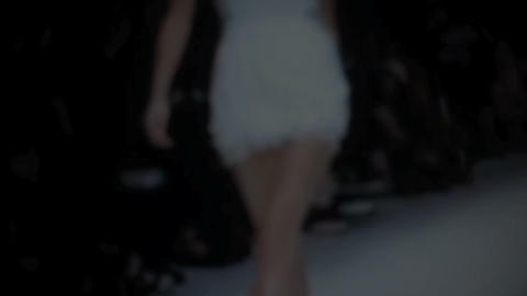 Fashion show 26 Stock Video Footage
