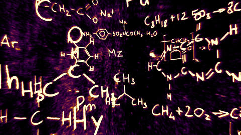 3D Chemistry v01 04 Animation