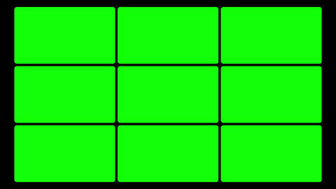 Green Screen Box 02 Animation