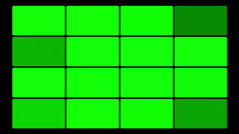 Green Screen Box 04 Animation