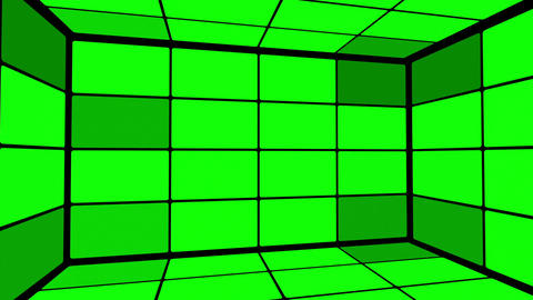 Green Screen Box 10 Animation