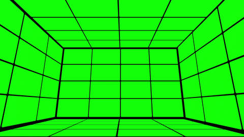 Green Screen Box 12 Animation