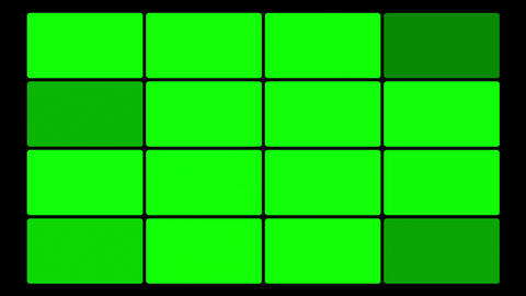 Green Screen Box 16 Animation