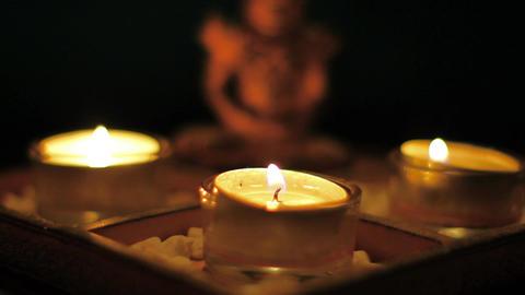 Meditation 02 Stock Video Footage