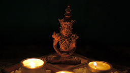 Meditation 06 Stock Video Footage