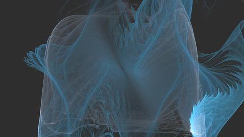 Silk cloth Stock Video Footage