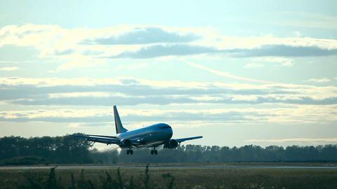 Boeing-737 Footage