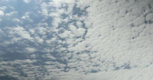 Cloud Timelapse 4K 02 stock footage