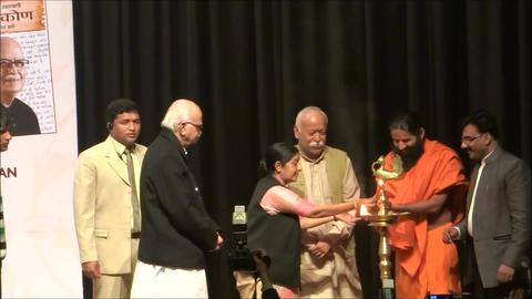 Top Indian political & social leaders timelaps Footage