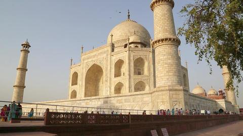 Taj Mahal Footage