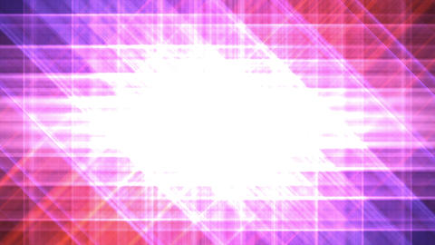 4K Prismatic grid star abstract background pink 1 Animation