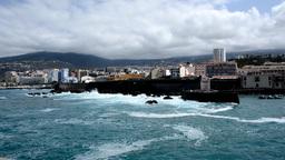 Puerto de la Cruz, Tenerife Footage