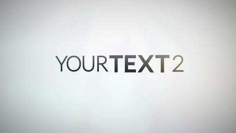 Business Typography After Effects