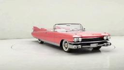 Cadillac Eldorado 1959 Footage