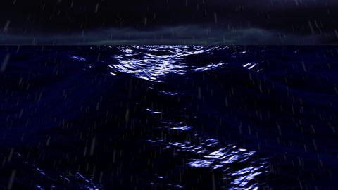 choppy waters Stock Video Footage