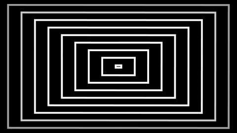 Geometric Loop 05 Stock Video Footage