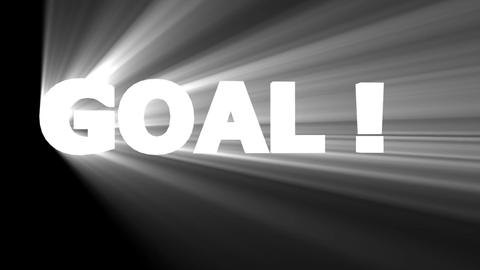 goal animated purple Animation