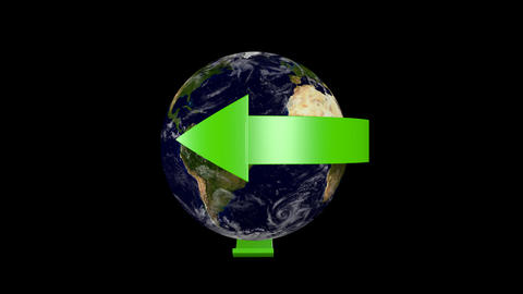 Recycle Earth 05 alpha Animation