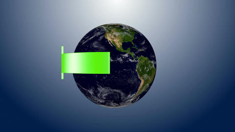 Recycle Earth 07 Animation
