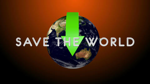 Save The World 04 Animation