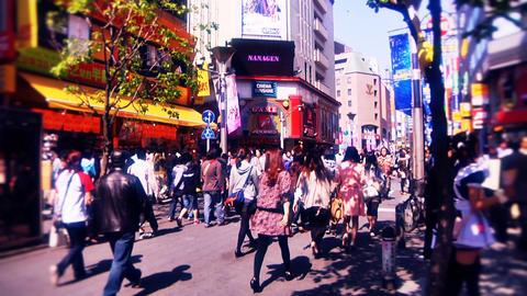 scenes of japan Stock Video Footage