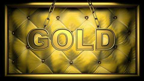 gold Animation