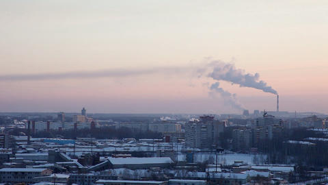 furnace smoke Footage