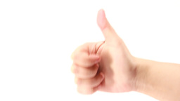 hand gestures Footage