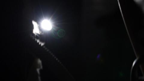 Light ray Stock Video Footage