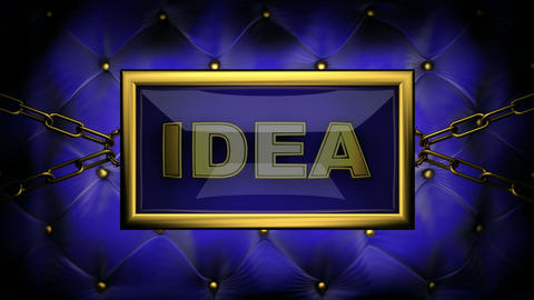 idea Stock Video Footage