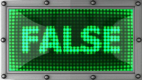 false Stock Video Footage