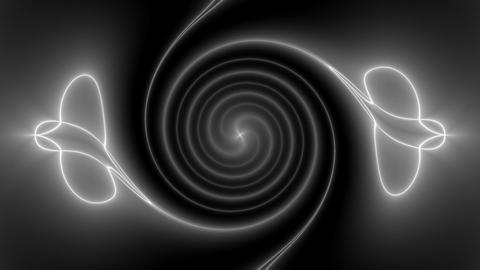 WhirlPool BlackHole Stock Video Footage