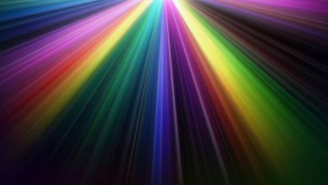 Colorful Rays Bb1 HD Stock Video Footage