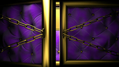 idea violet Stock Video Footage