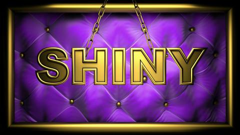 shiny violet Animation