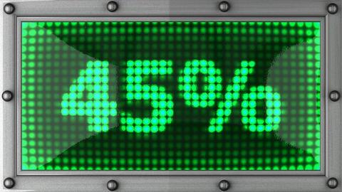 blinking lights(45%) Stock Video Footage