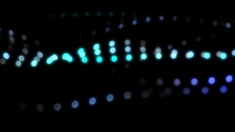 Dot Wave Cc2 HD Stock Video Footage