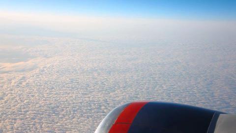 Sky landscape Footage