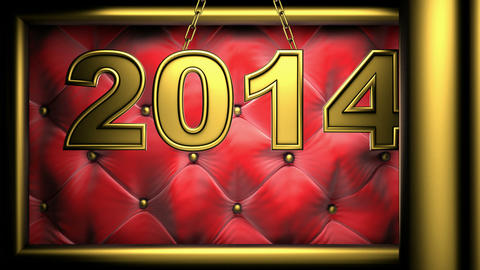 2014 red Stock Video Footage