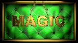 Magic Green stock footage