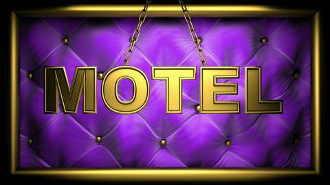 motel violet Animation
