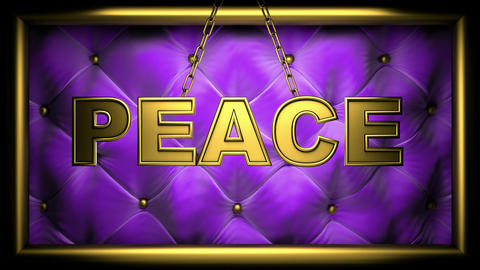 peace violet Animation