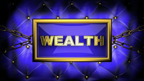 blinking monitor wealth Animation