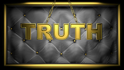 truth grey Stock Video Footage