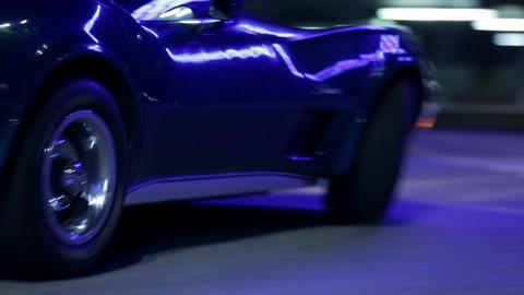 Corvette 107 HD Footage