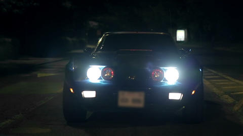 Corvette 153 HD Footage