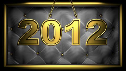 2012 black Stock Video Footage
