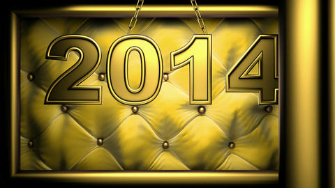 2014 yellow Stock Video Footage