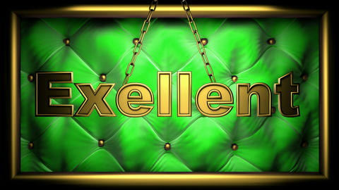exellent green Stock Video Footage