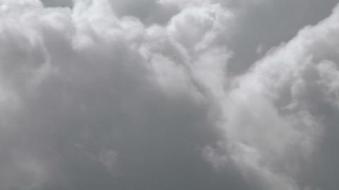 cumulus 02 Stock Video Footage